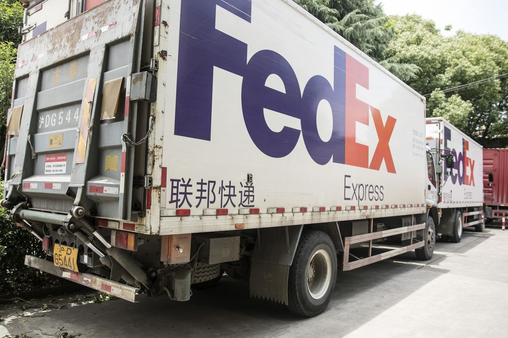 FedEx Lobs New Attack on Trade Limits as China Threat Looms