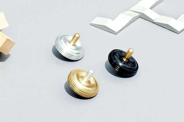 Metal Spinning Tops