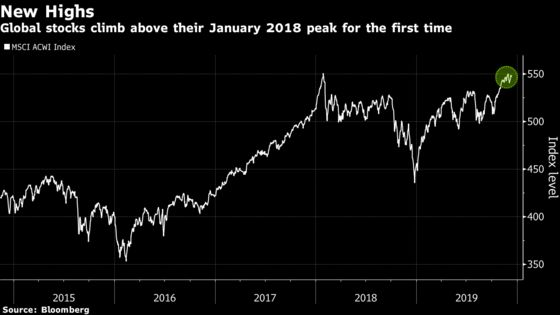 U.S. Stocks Rise on Fresh Optimism Over China Deal: Markets Wrap