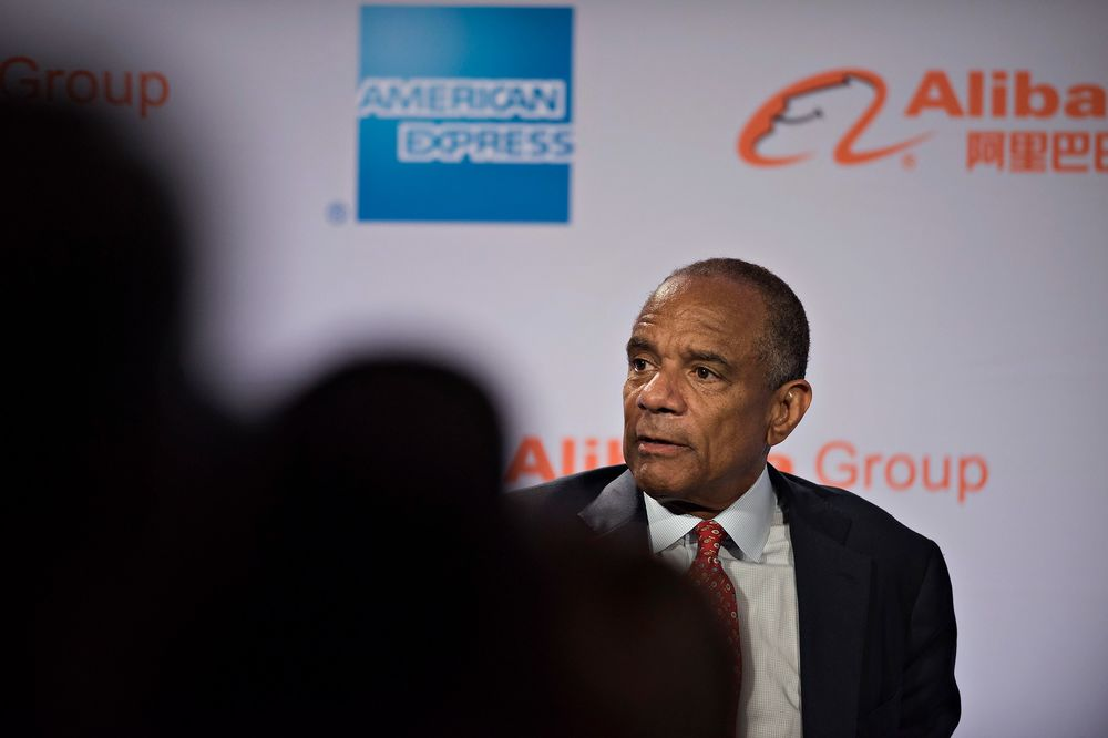 AmEx's Biggest Problem May Be All Those Executives It Let Leave