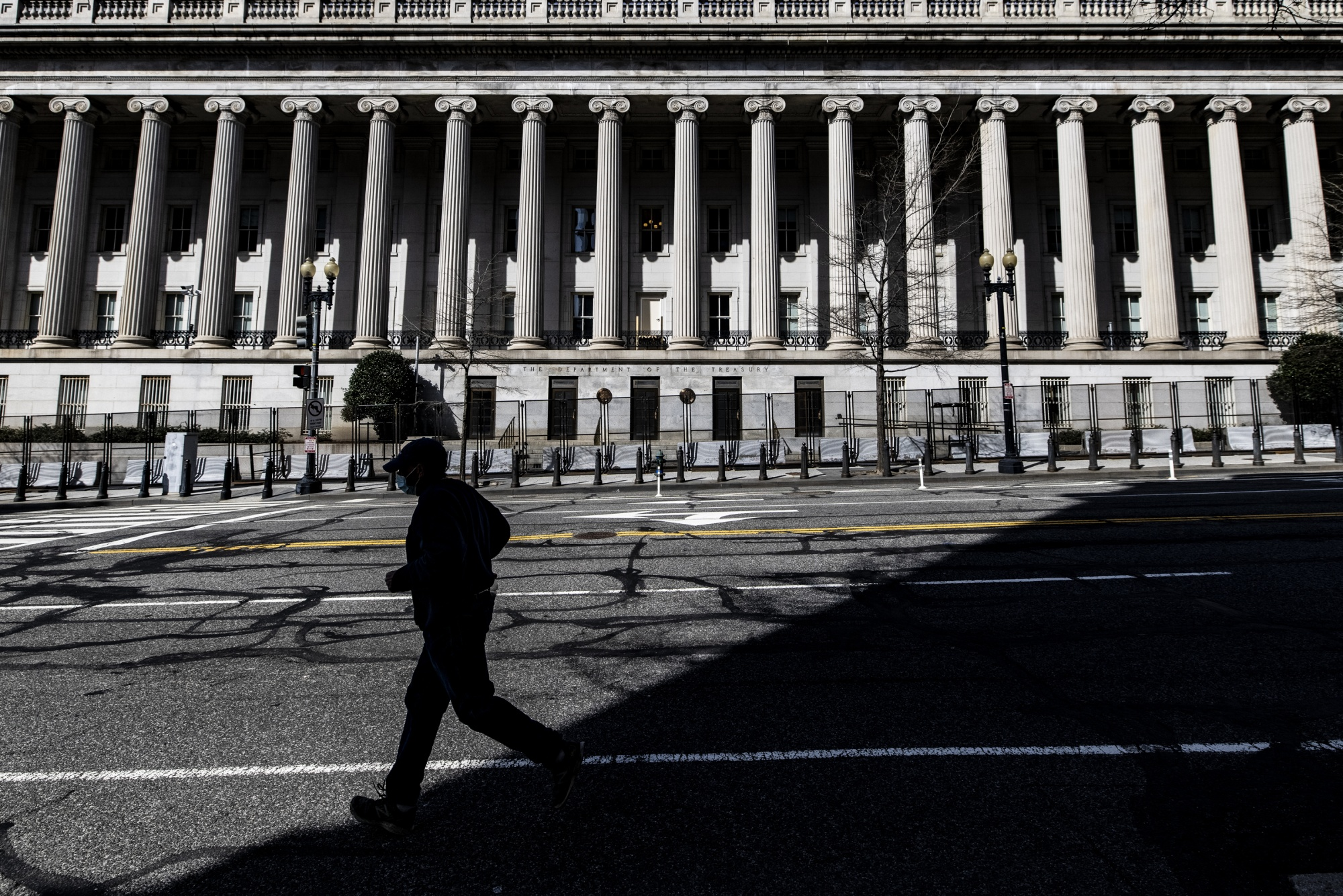 Treasury Market's Worst Run In Three Years Takes A Breather