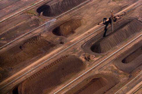 BHP Billiton Iron Ore Facility