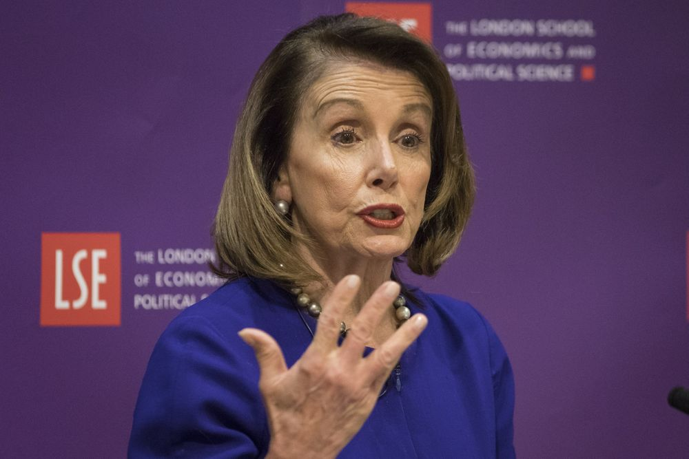 Pelosi Says Trump Can Be Held Accountable Without Impeachment