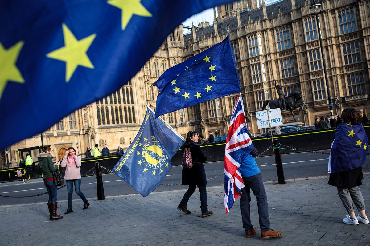 'Astonishing' Legal Pile-Up Could Delay Brexit
