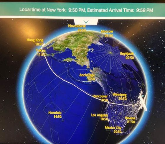 I Circled the World in 37 Hours Because of the Coronavirus