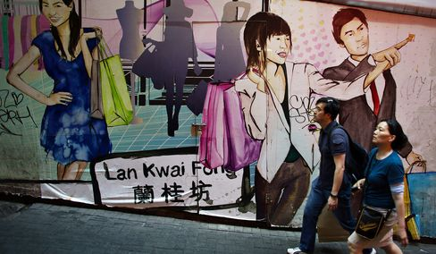 General Images Of Lan Kwai Fong As Lan Kwai Fong Holdings Ltd. Expands in China