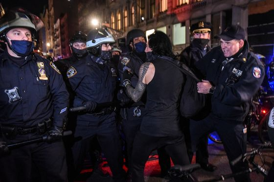 NYPD Arrests 10 as Public Advocate Complains of Aggression