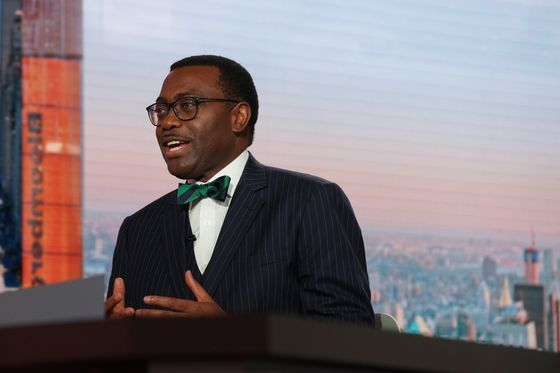 Adesina Re-elected President of the African Development Bank