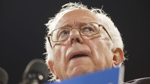Presidential Candidate Bernie Sanders Holds California Campaign Rally