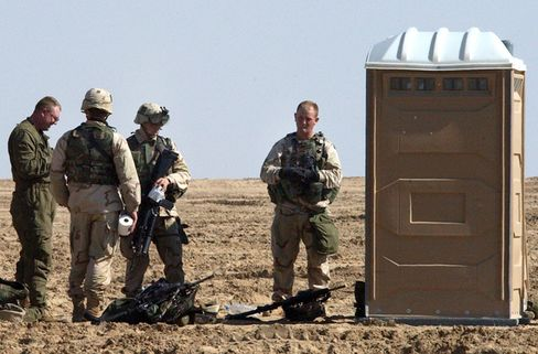 Pentagon Seeks Cure for Million Military Days Lost to Diarrhea