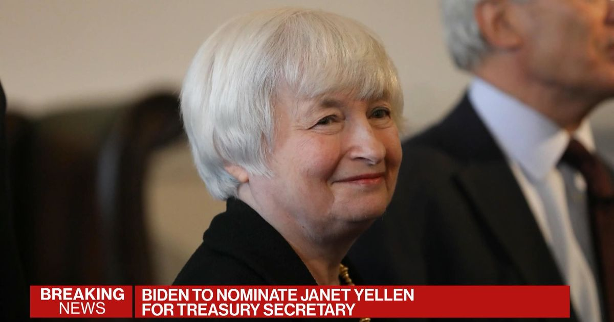 11+ Janet Yellen Quotes