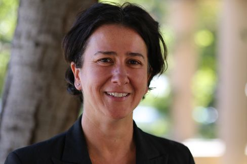 Stanford Univ. Economics Professor Monika Piazzesi