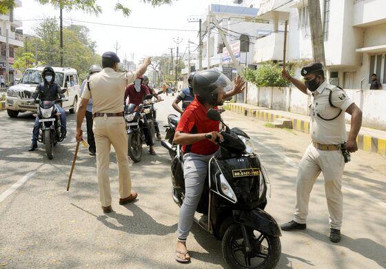 India Locks Down 1.3 Billion People in Biggest Isolation Effort
