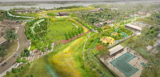 To Fight Flooding, This City Plans to Renovate—and Retreat
