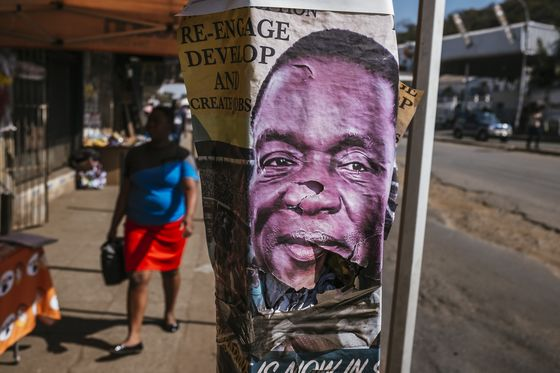 Zimbabwe Rejects Opposition Bid to Overturn Election Result