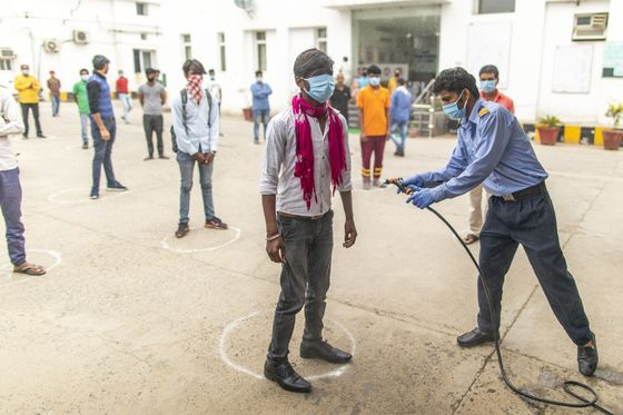 India Reopens Economy But Millions of Workers Stay Home