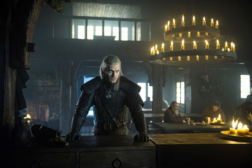 the witcher netflix rotten tomatoes