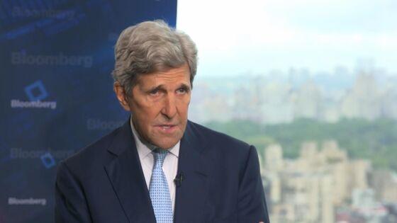 China Must Speed Up Emissions Cuts, John KerrySays