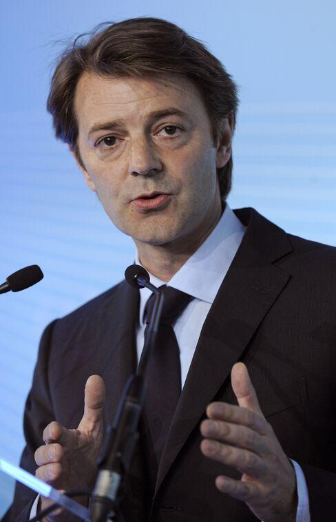 French Finance Minister Francois Baroin