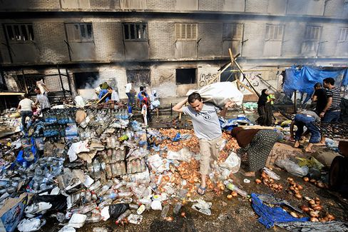 Egypt: Shocked, Scared, and Still Divided