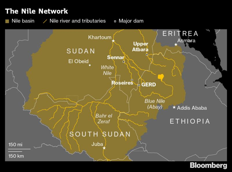 The Nile Network