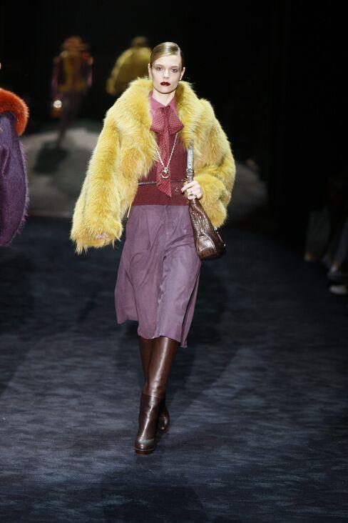 Fur Gains as Shoppers Swap Yoga Pants