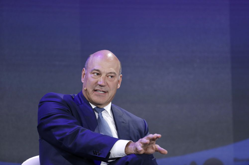 Cohn Says He Tried to Sell Trump on Prospects of Solar Over Coal