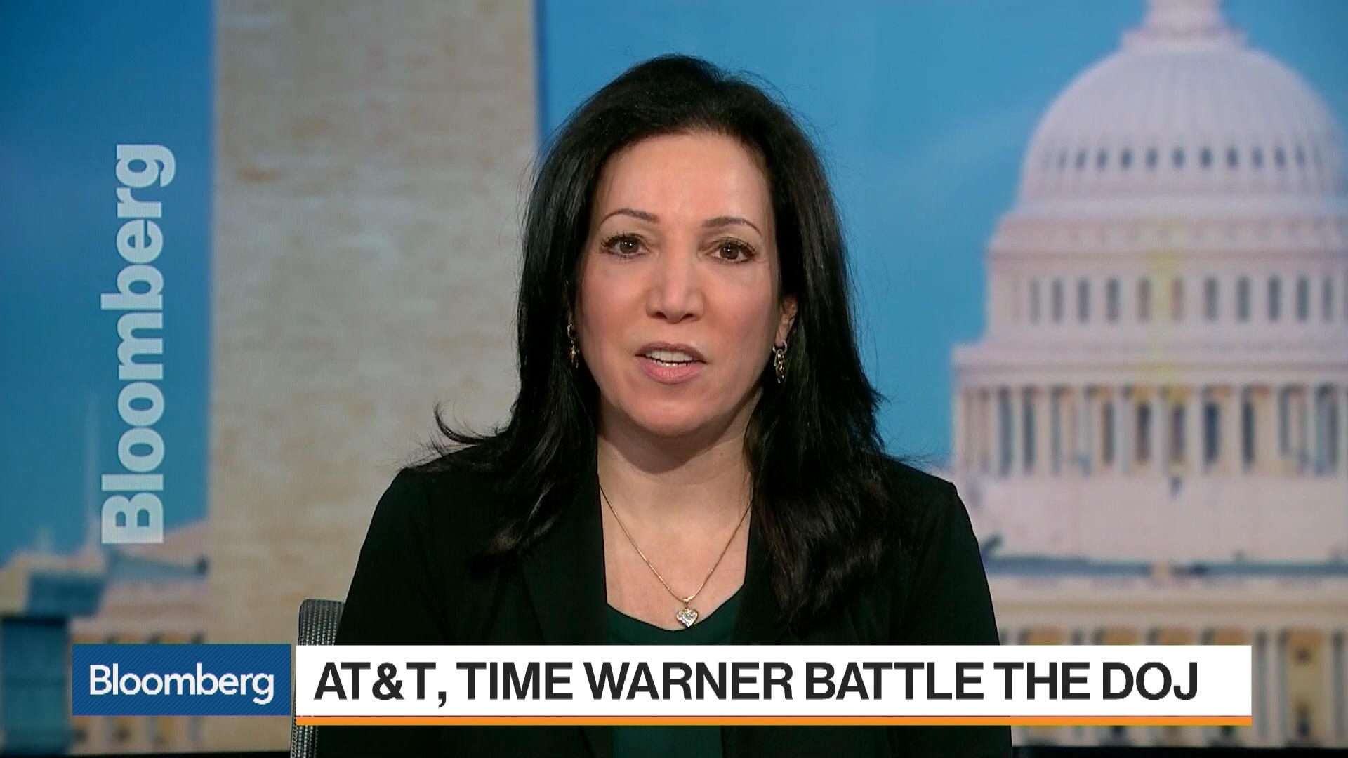 AT&T, Time Warner CEOs head to DC to back merger