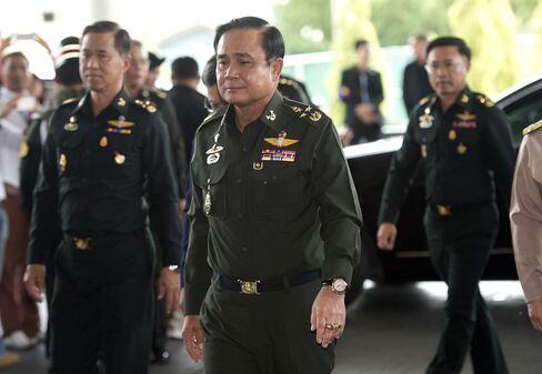 Army Chief Prayuth Chan-Ocha
