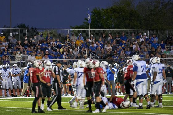 In Texas, High School Football's Pull Is Stronger Than Pandemic Fears