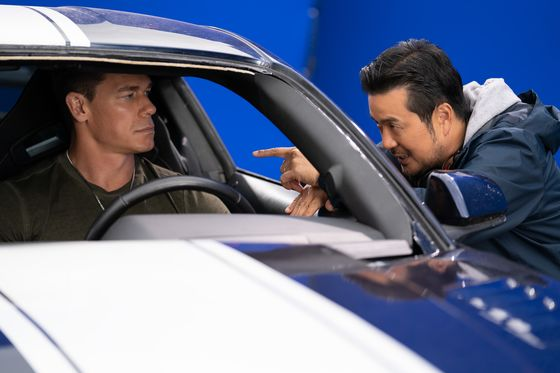 John Cena's Wild Ride: All the Secrets of the Insane Cars of F9