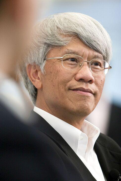 任志剛HKMA前総裁