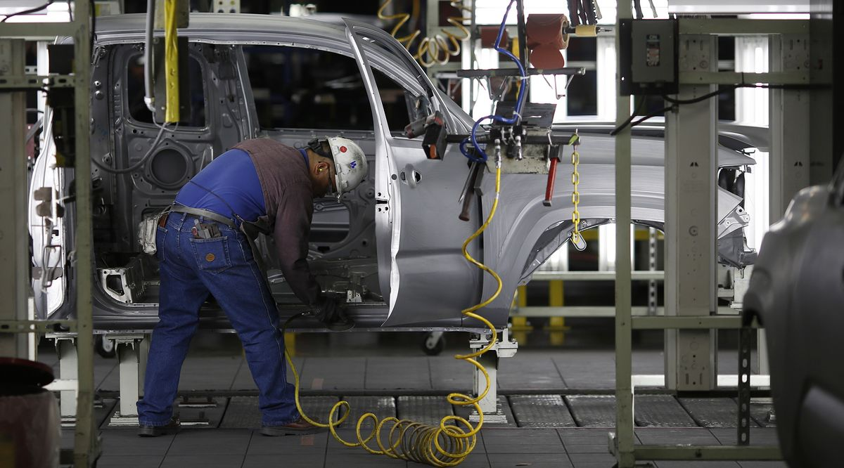 Toyota Group Invests $791 Million in Texas as Trade Deal Nears