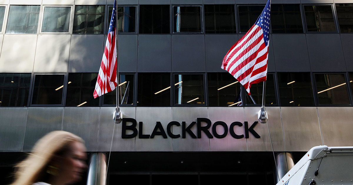In Fink We Trust: BlackRock Is Now 'Fourth Branch of Government'