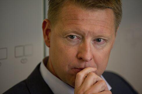Ericsson AB Chief Executive Officer Hans Vestberg