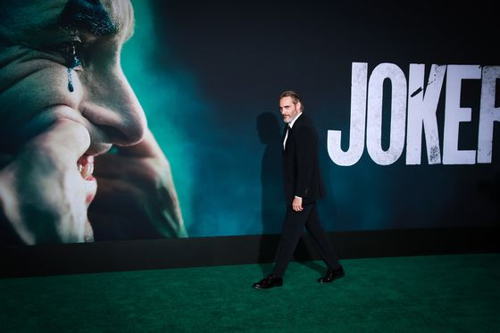With Edgy 'Joker,' Warner Bros. Punches Back at Marvel's Might