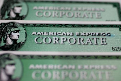 AmEx Profit Matches Estimates as Card Spending Growth Slows