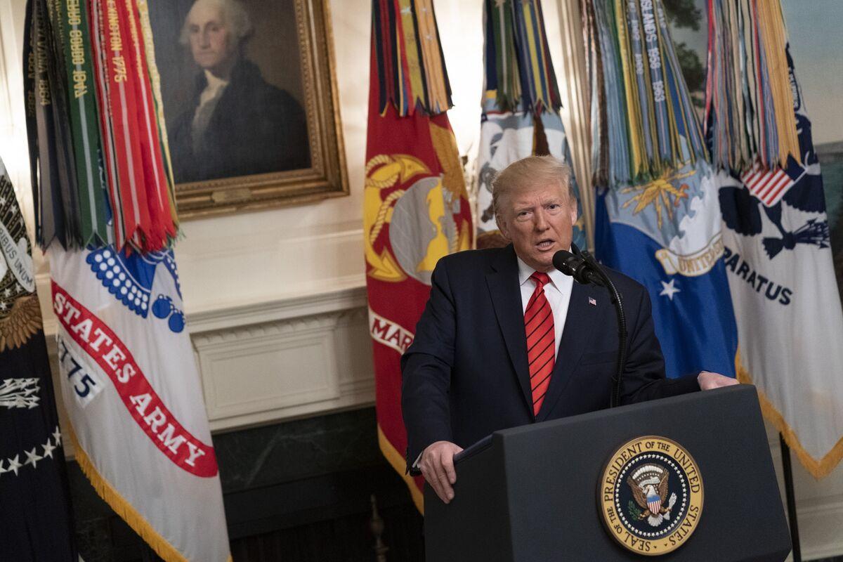 Trump Says Al-Baghdadi Should Have Been Killed 'Years Ago'