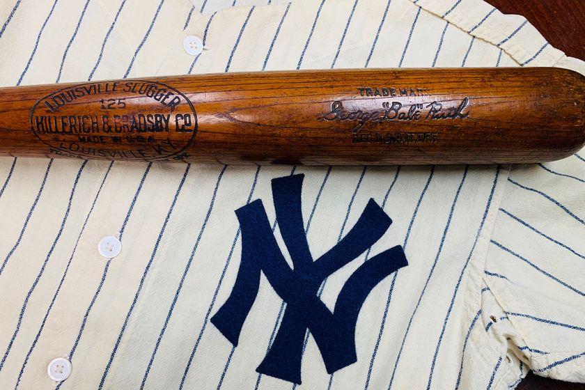 relates to Babe Ruth's 500th Home Run Bat Sells for More Than $1 Million