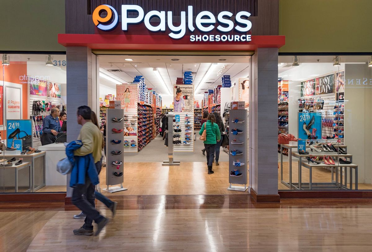 Payless Is Said to Be Filing for Bankruptcy as Soon as Next Week