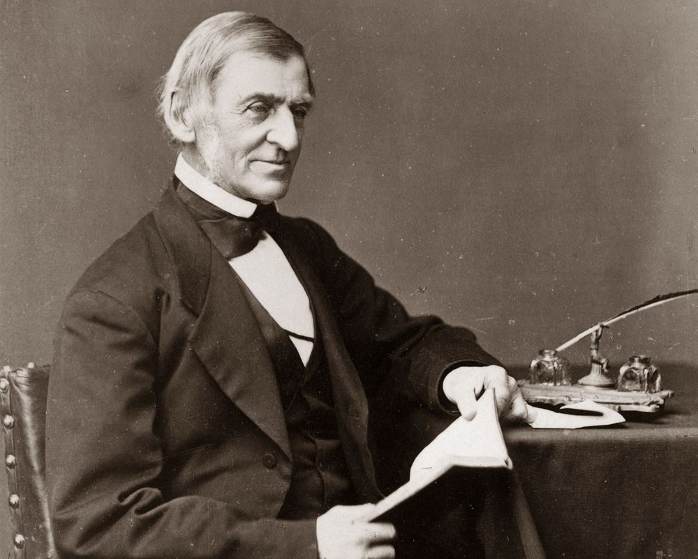 Trump Cites Ralph Waldo Emerson's King Quote on Twitter - Bloomberg