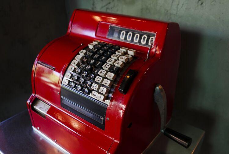 RF Cash Register