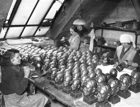 Hitler Busts