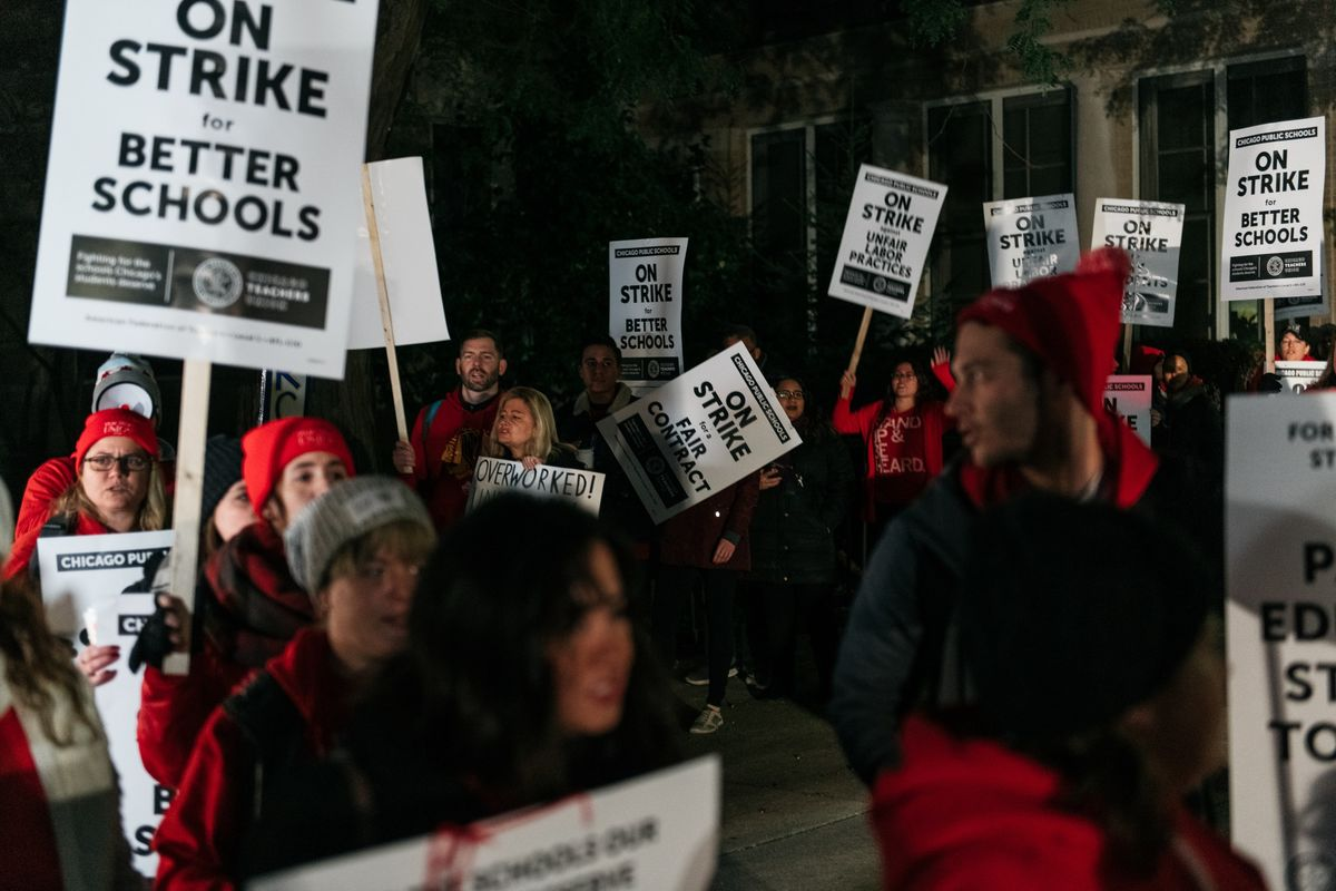 Chicago Teachers Strike Shows Shift for Schools Once Near Ruin
