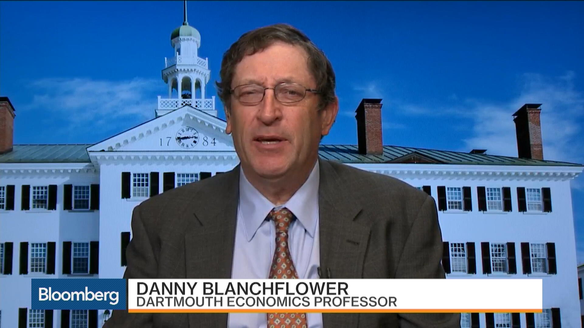 Danny Blanchflower In the End No Brexit – Bloomberg