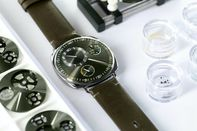 relates to An Experimental Watch Finds a Clever Way to Tell Time by Color