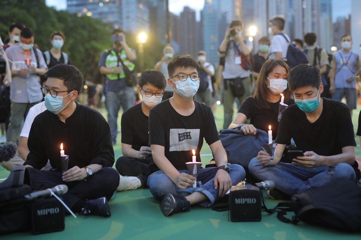 Joshua Wong's Time Behind Bars in Hong Kong Keeps Getting Longer