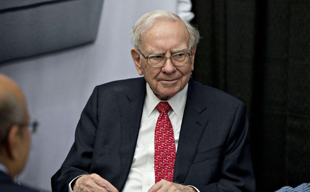 warren buffett cryptocurrency investment