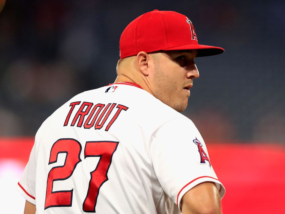 Mike Trout Closes In on Record $430 Million Deal With Angels, ESPN Says