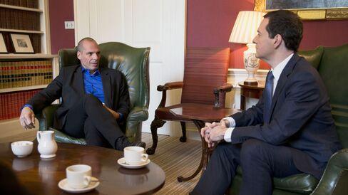Varoufakis and Osborne